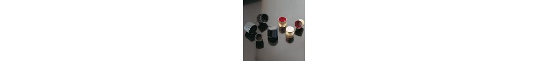bouchons pour tubes en verre